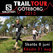 Salomon Trail Tour G�teborg 2013